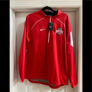 Nike Ohio State Coaches Sideline 1/4 Zip